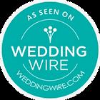 wedding wire vendor badge - as seen on-0