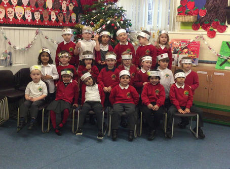 Merry Christmas from Willow Class!