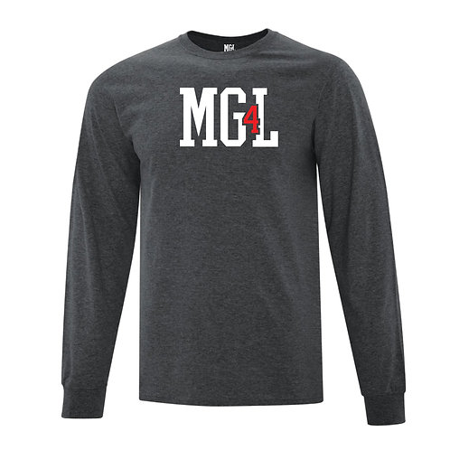 GREY MG4L LONG SLEEVE
