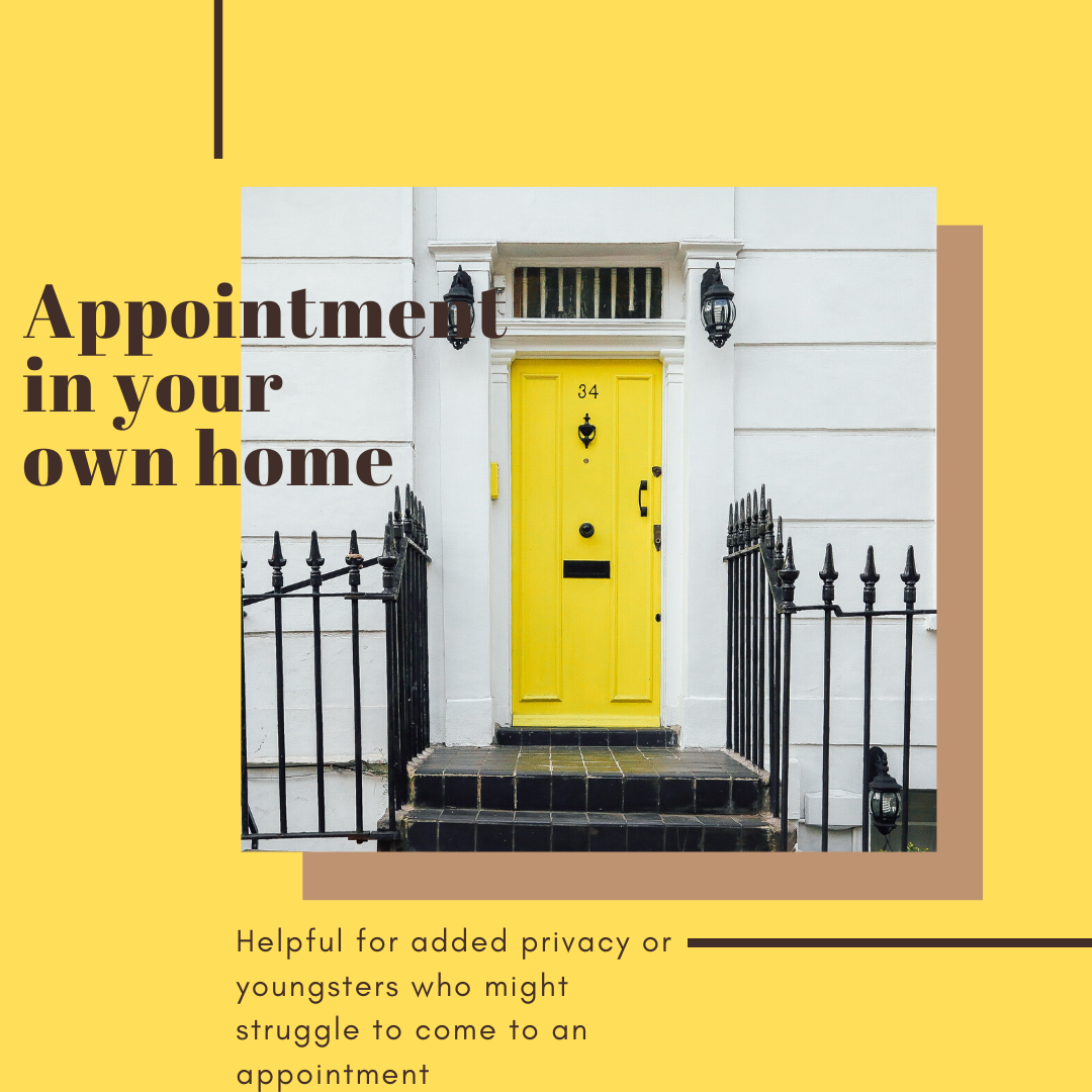 Appointment in Your Home