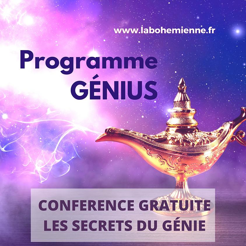 🧞♀️ Les secrets du Génie 🧞♂️