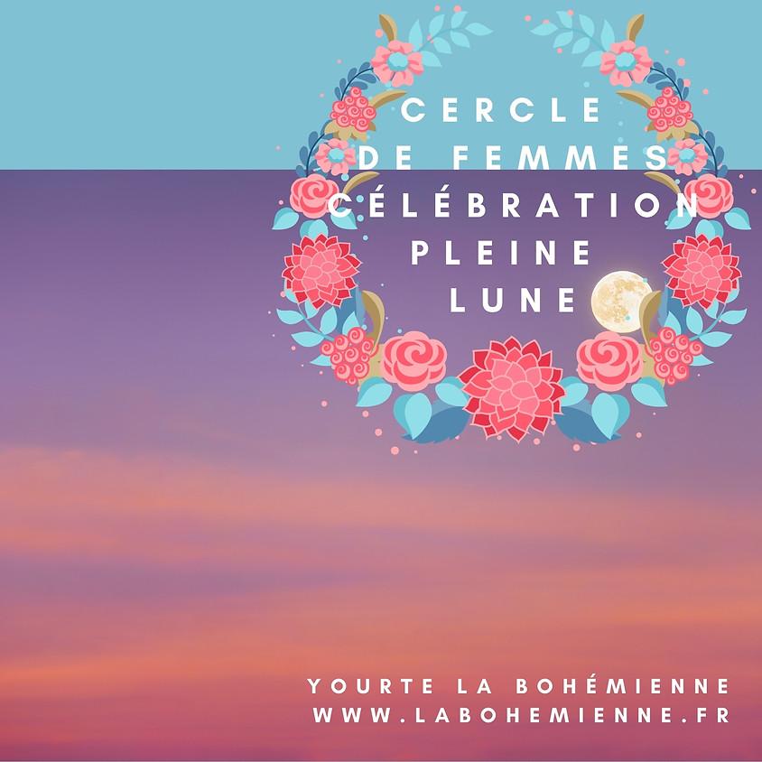 CERCLE DE FEMMES : Célébration de Pleine Lune de Juin