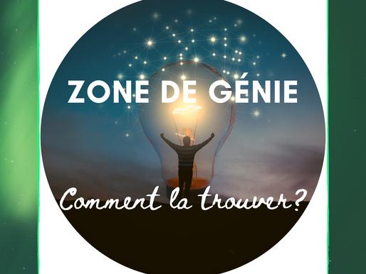 CARTE MAGIE : ZONE DE GENIE