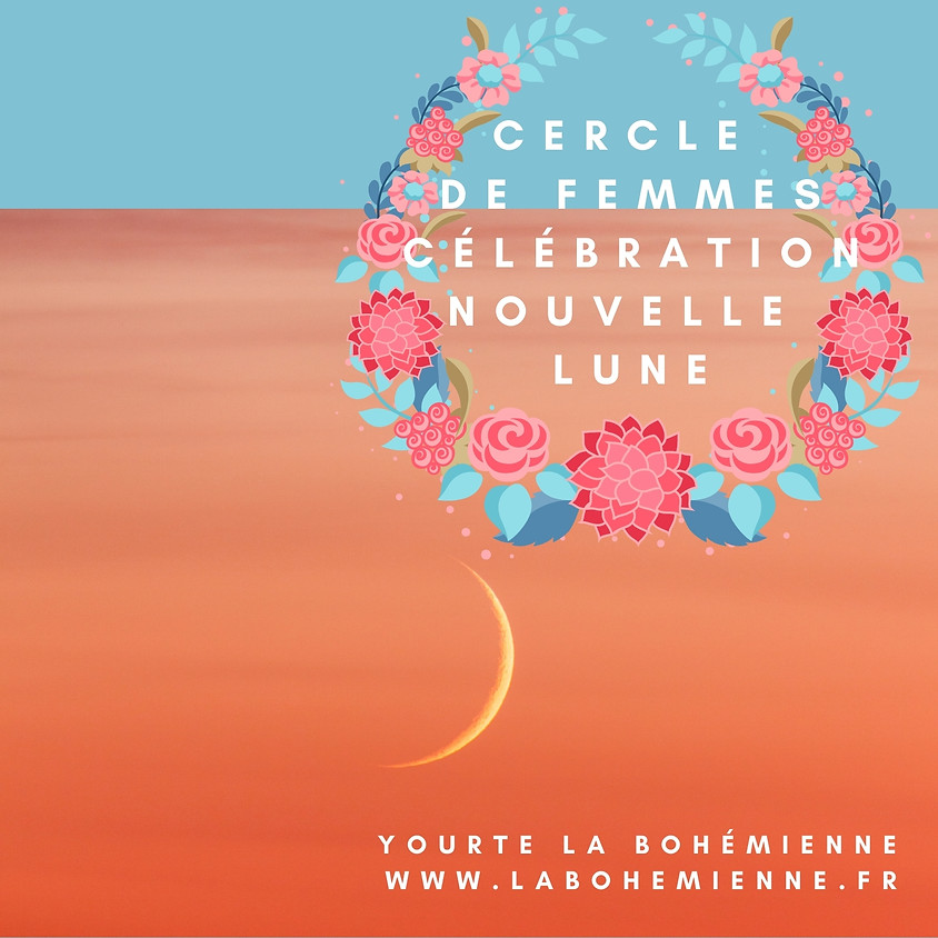 CERCLE DE FEMMES : Célébration de Nouvelle Lune de Juin