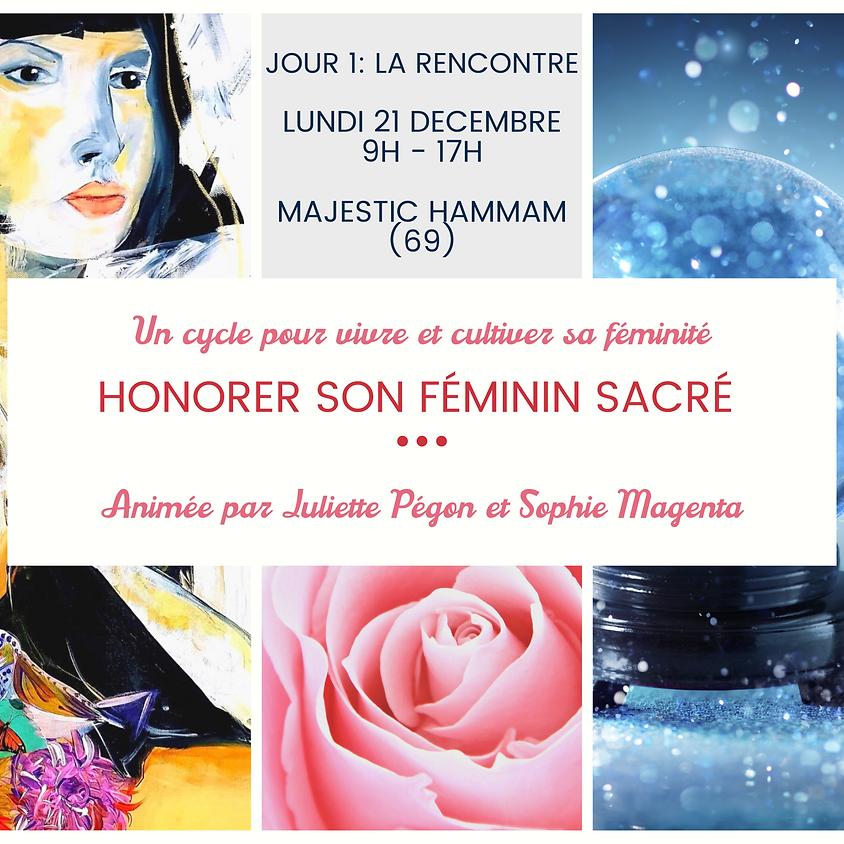 RENCONTRE AU COEUR DU FEMININ (69)