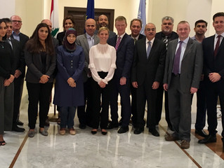 1st Annual Steering Executive Committee Meeting & Advisory Board, Beirut, Lebanon.
