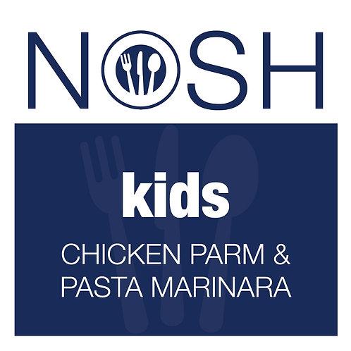 Kids Chicken Parm