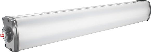 2-Foot Linear LED with Philips Bodine Backup Battery