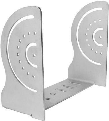 Stainless Steel Heavy Duty Trunnion Bracket for 280-Watt LED Light