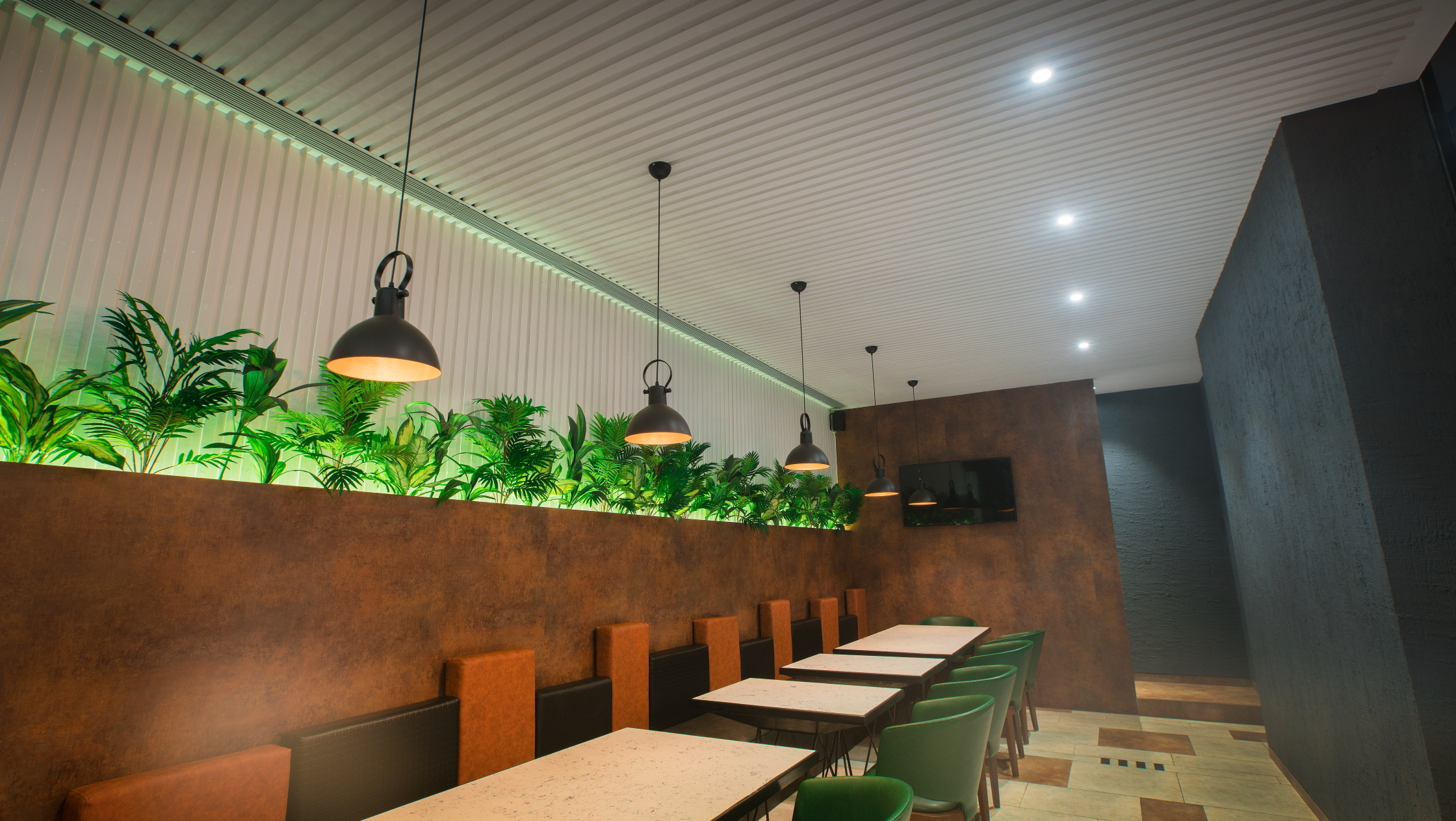 Fine Dine Area