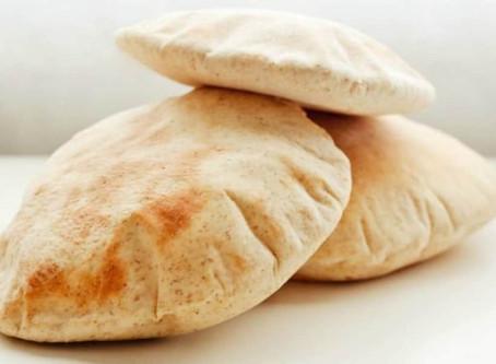 Pan árabe con variaciones