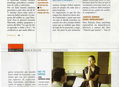 Negociá tus proyectos, Revista Tendencia.