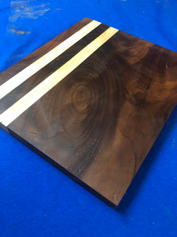Cherry and Pine chopping board