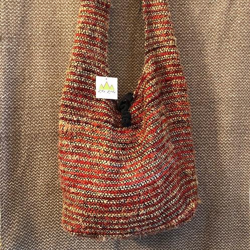 "Silk ""Bucket-Style"" Bags"