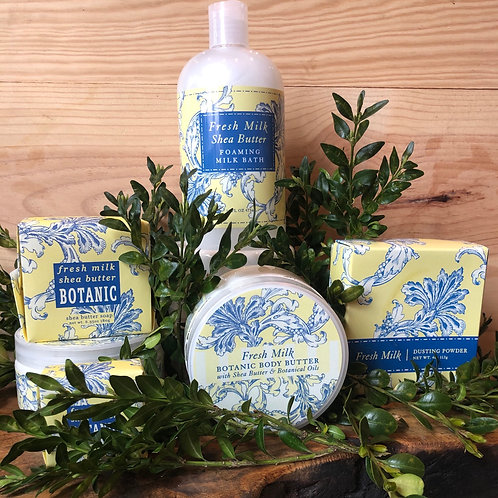 Fresh Milk Shea Butter Spa Products