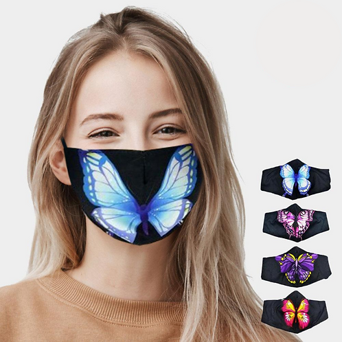 New Mask Styles!