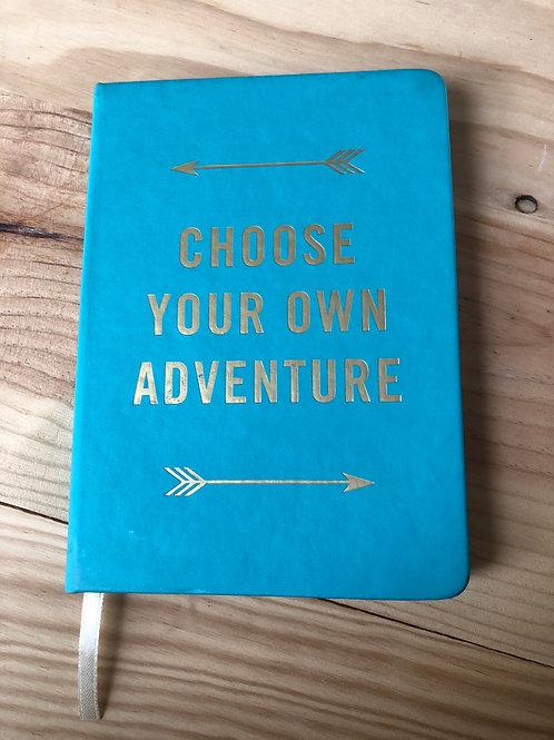Choose Your Adventure Journal