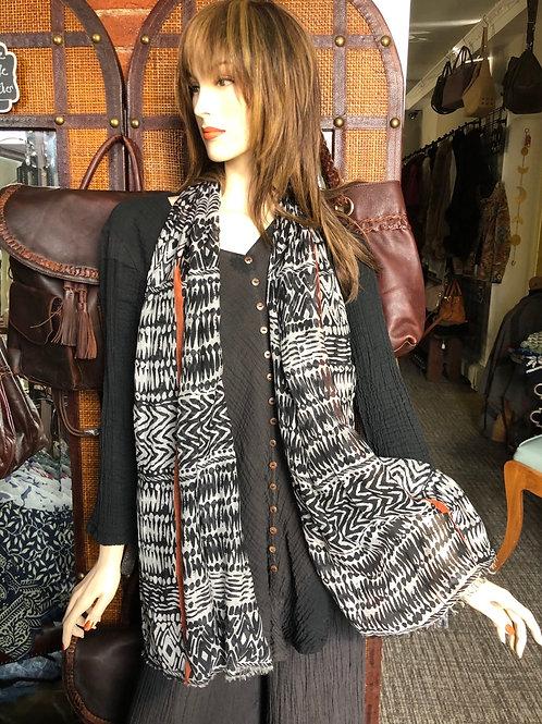 Silk & Cotton Scarves