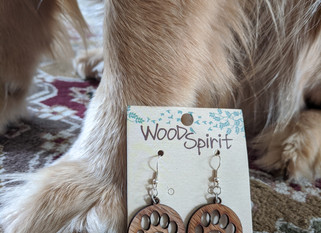 PAWsome Earrings!