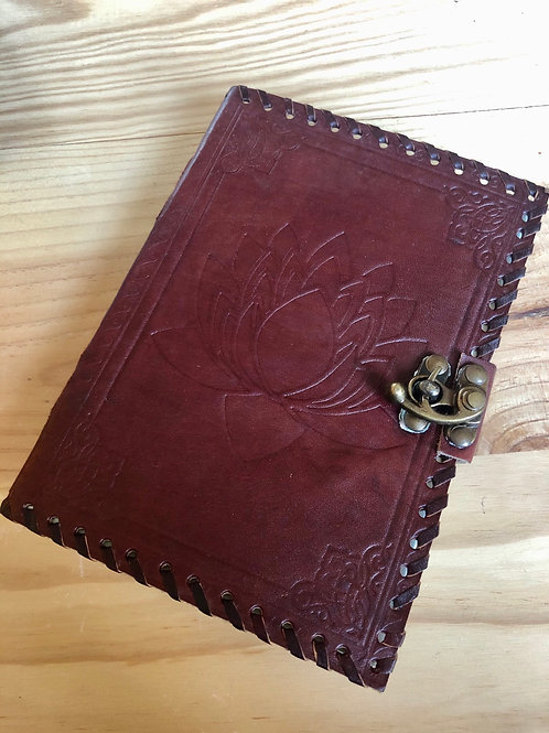 Hand Tooled Leather Journals