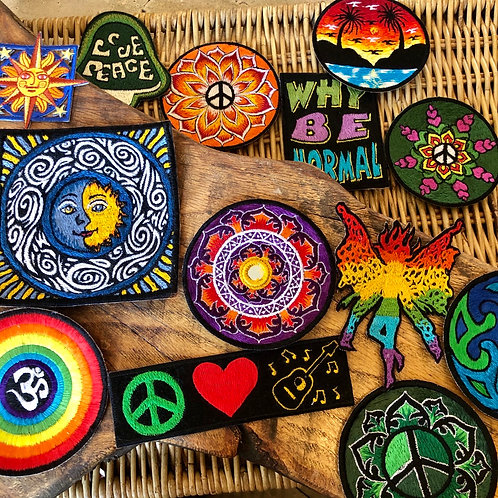 Gypsy Rose Patches