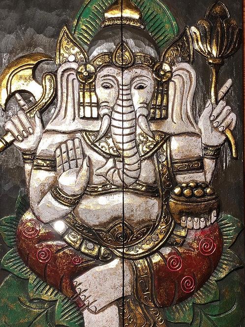 Hand Carved Ganesha