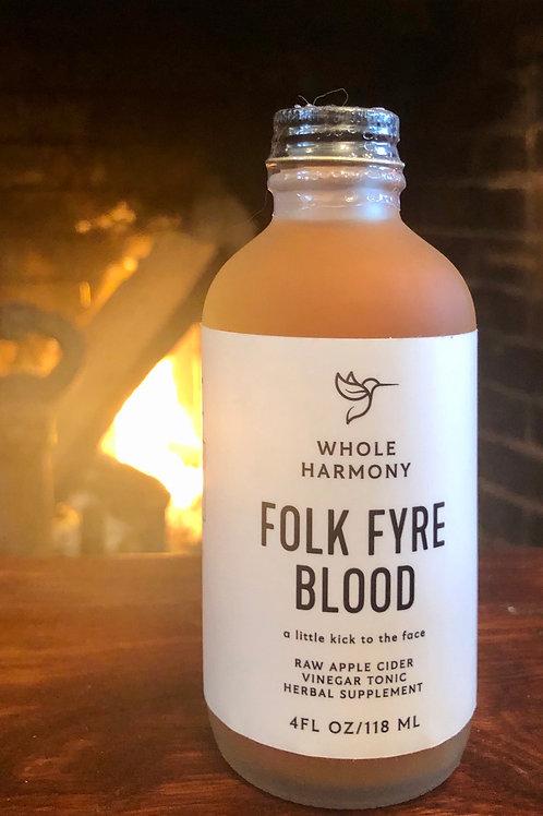 Folk Fire Blood