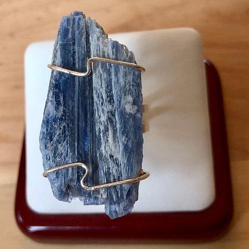 Adjustable Crystal Gemstone Rings