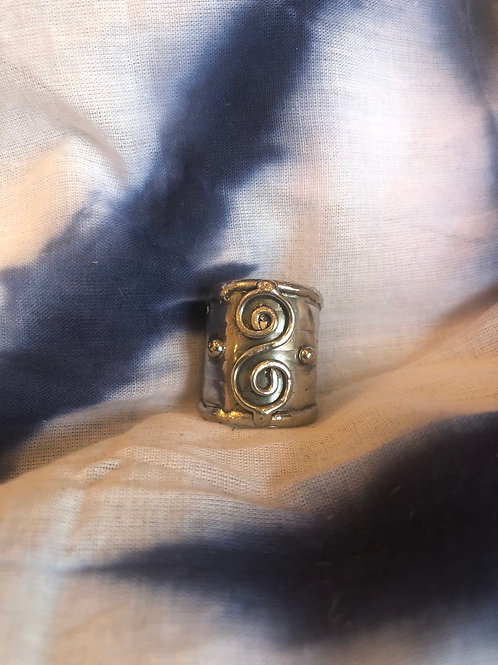 Silver Cuff Rings