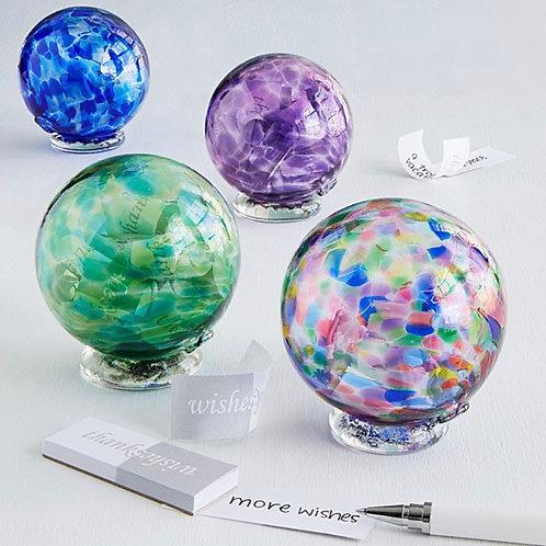Wishing Balls/Gratitude Globes