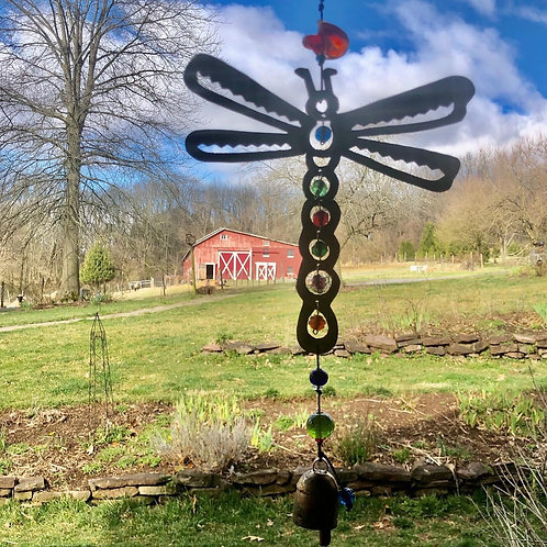 Dragonfly Handmade Wind Chimes
