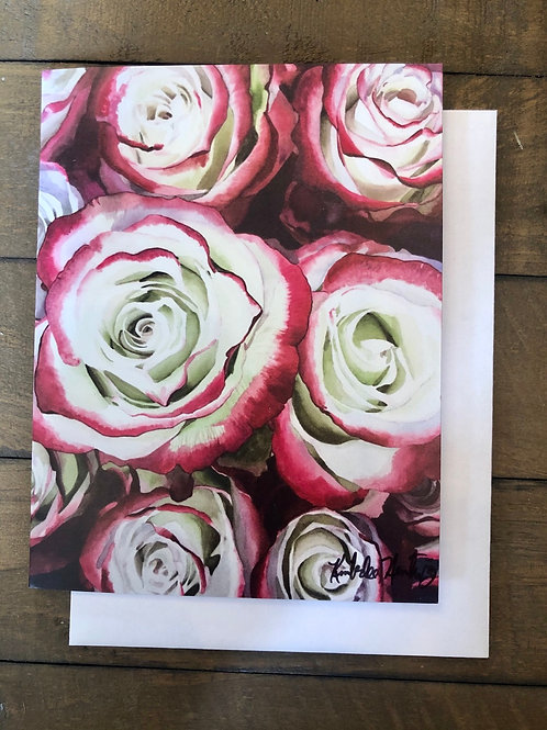 Floral Cards from Local Artist