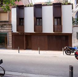 HOTEL ECO-SOSTENIBLE A GRÀCIA BARCELONA 2014