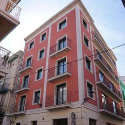 PROJECTE D'HOTEL-BOUTIQUE DE 24 HABITACIONS SANT FELIU DE GUÍXOLS 2016