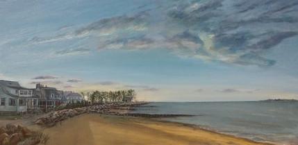 Saugatuck Shore Beach, Westport