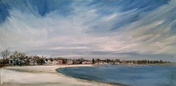 Compo Beach, Westport