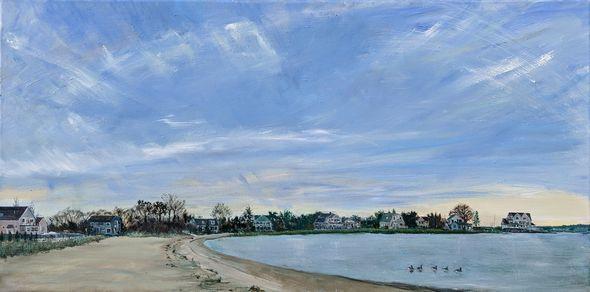 Gray Gables Beach, Bourne