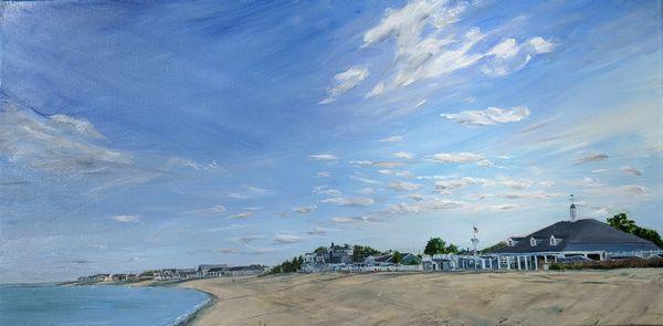 Jennings Beach towards Penfield