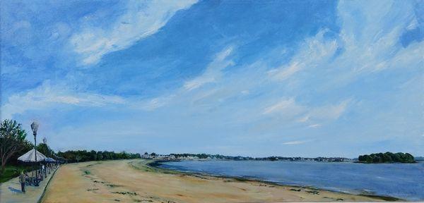 Calf Pasture Beach, East Norwalk