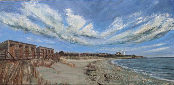 Nobska Beach