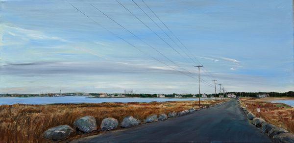 Mashnee Island, Bourne