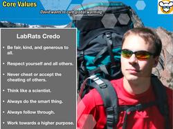 LabRats Core Values