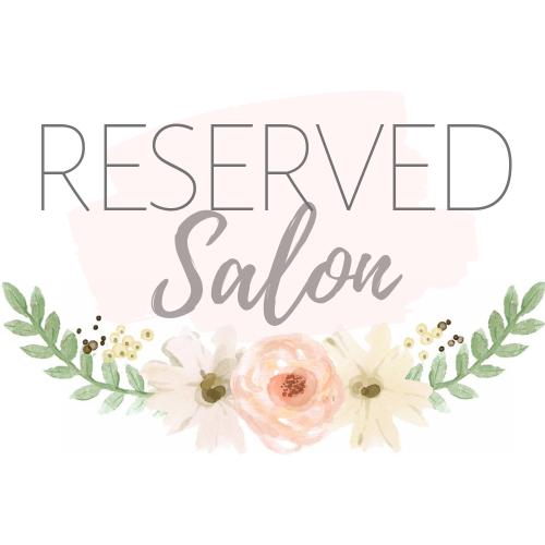 Team   RESERVED Salon   United States