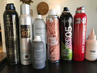 All About Dry-Shampoos