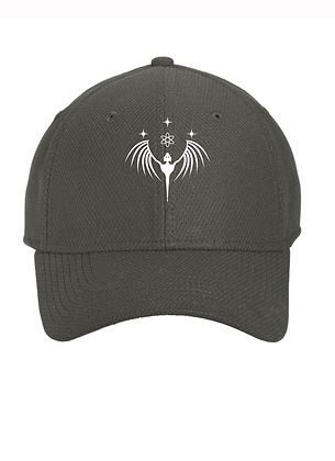 Bat Logo Fitted Hat