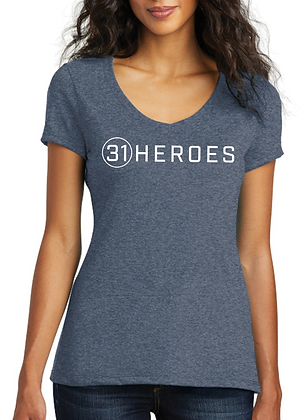 31Heroes Woman's V-Neck