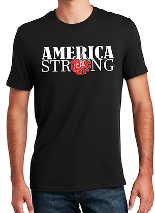 America Strong Tee