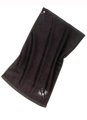 Bat Golf Towel