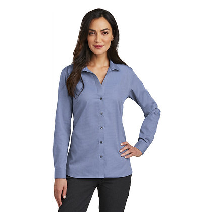 Red House Ladies Nailhead Non-Iron Shirt
