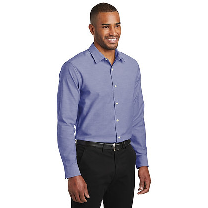 SuperPro Slim Fit Oxford Button Down
